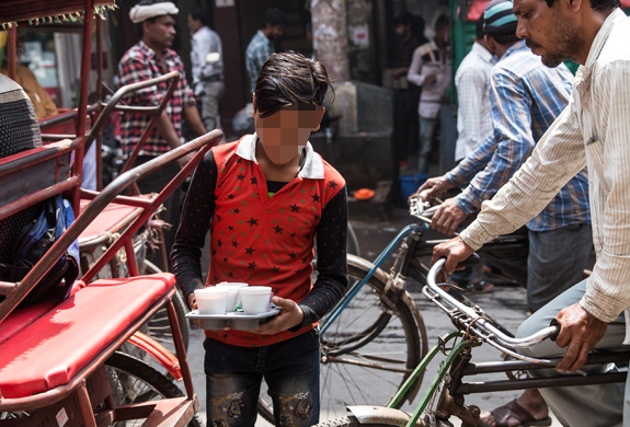 4 Children Freed from Child Labour from Goregaon area of Mumbai
