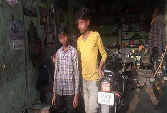 Nine Children Rescued in Assam