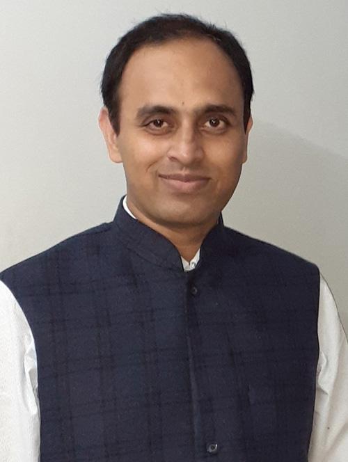 Dr Purujit Praharaj