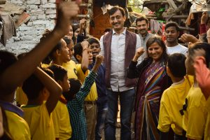 Bal Mitra Mandal working for child labour