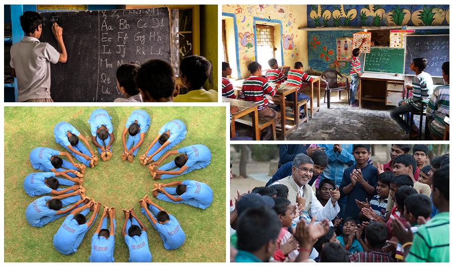 Rehabilitating children Our Founder - New
