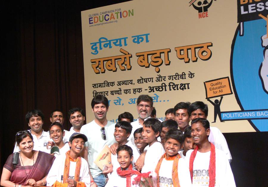 Child Education in India