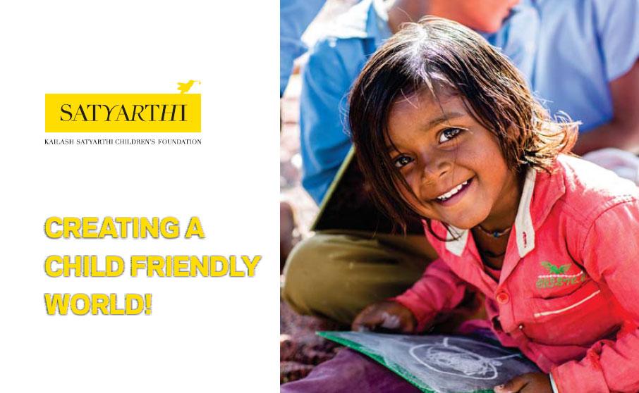 Creating a child friendly world