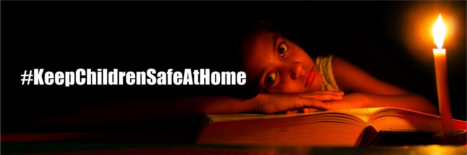 keep children safe at home
