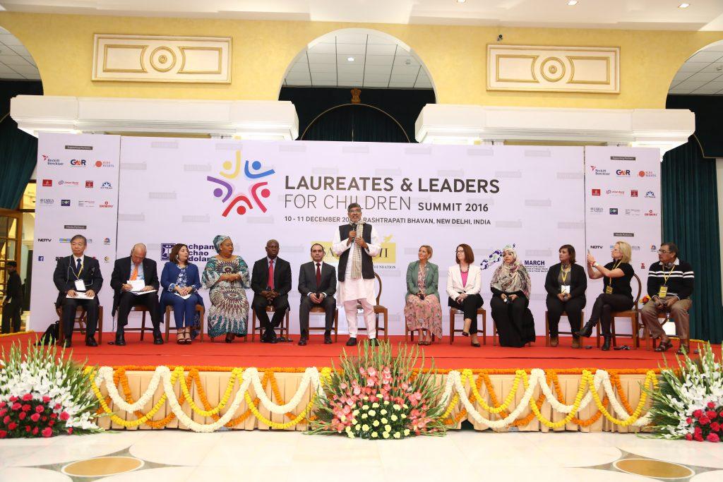Laureates and leaders