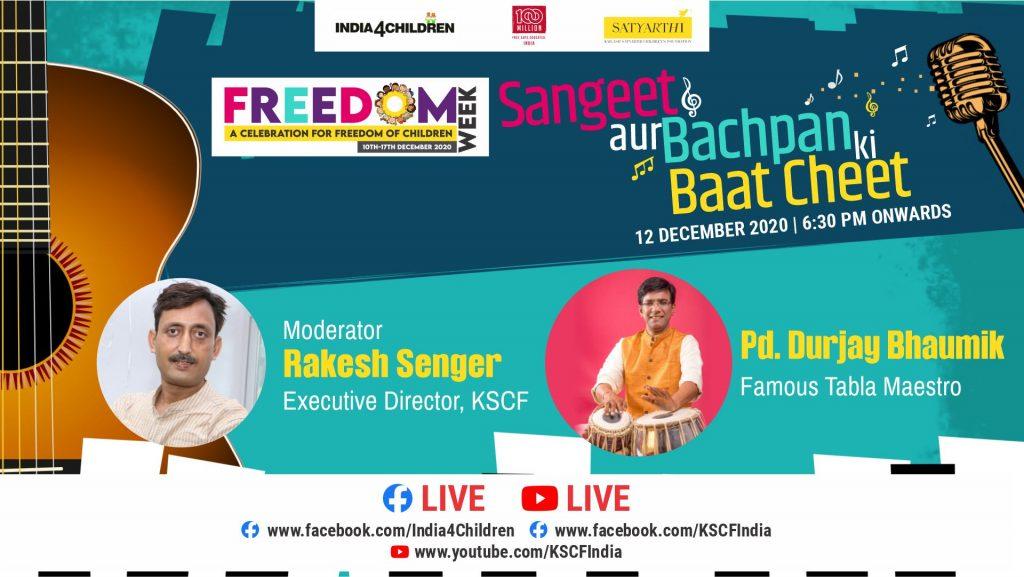 Freedom Week - Sangeet