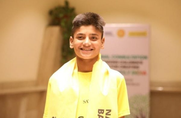 surjeet lodhi Anti-alcohol crusader: 17-year-old Surjeet Lodhi receives prestigious Diana Award for helping his villagers