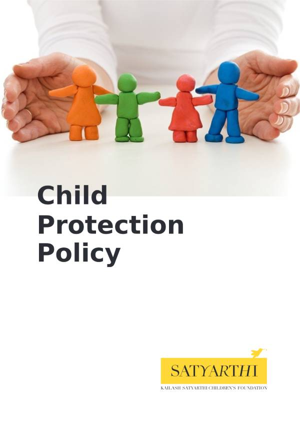 12. Child Protection Policy KSCF pdf KSCF Policy