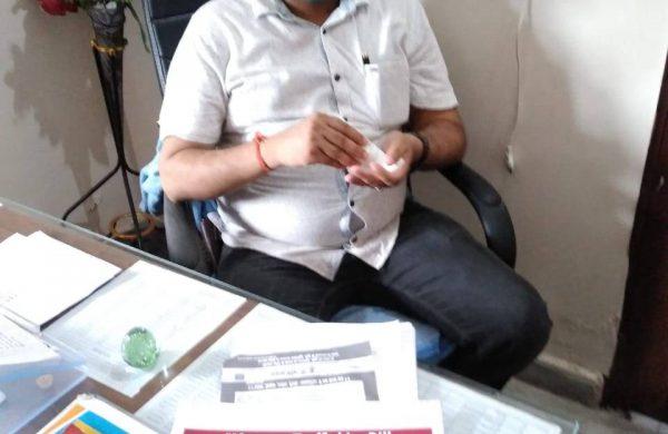 15. MP Sunil Kumar Valmilinagar Fight Against Trafficking