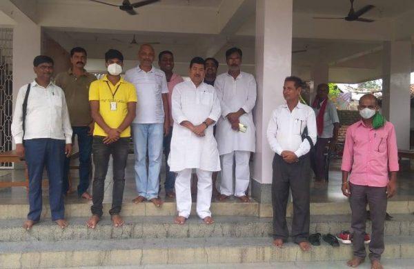 16. MP Dinesh Chandra Yadav Fight Against Trafficking