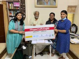 18. Shri K. Keshava Rao Telangana Fight Against Trafficking