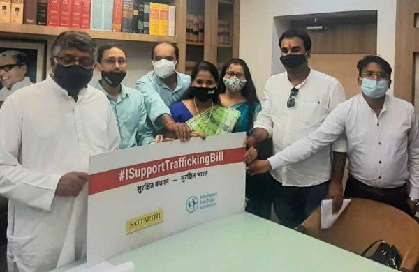 19. Shri Ravi Shankar Prasad Bihar Fight Against Trafficking