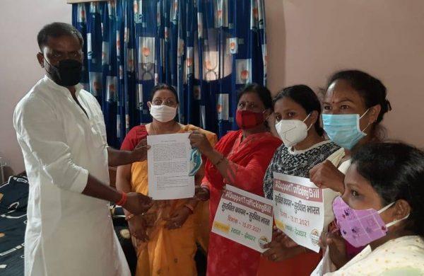 7. MP Nishant Dubey Godda Fight Against Trafficking