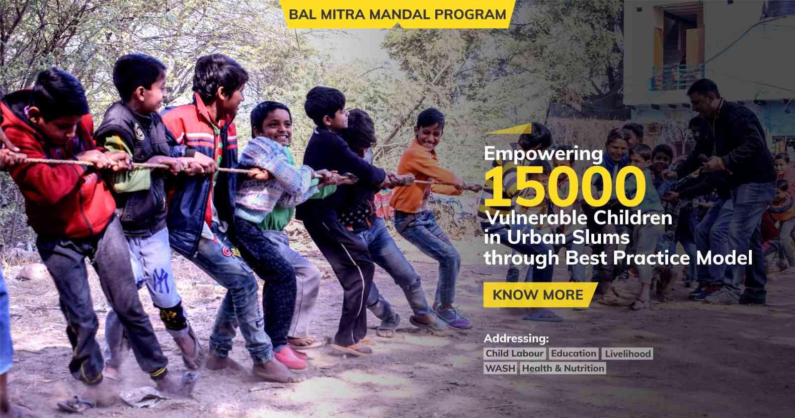 Bal Mitra Mandal Program