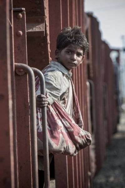 KSCF Ngo working against child trafficking in india