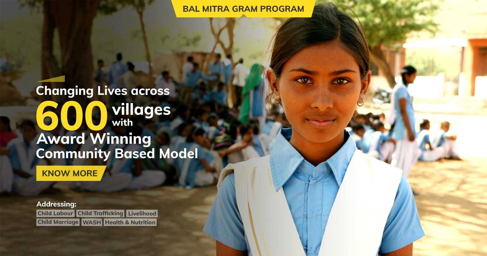 Bal Mitra Gram Program