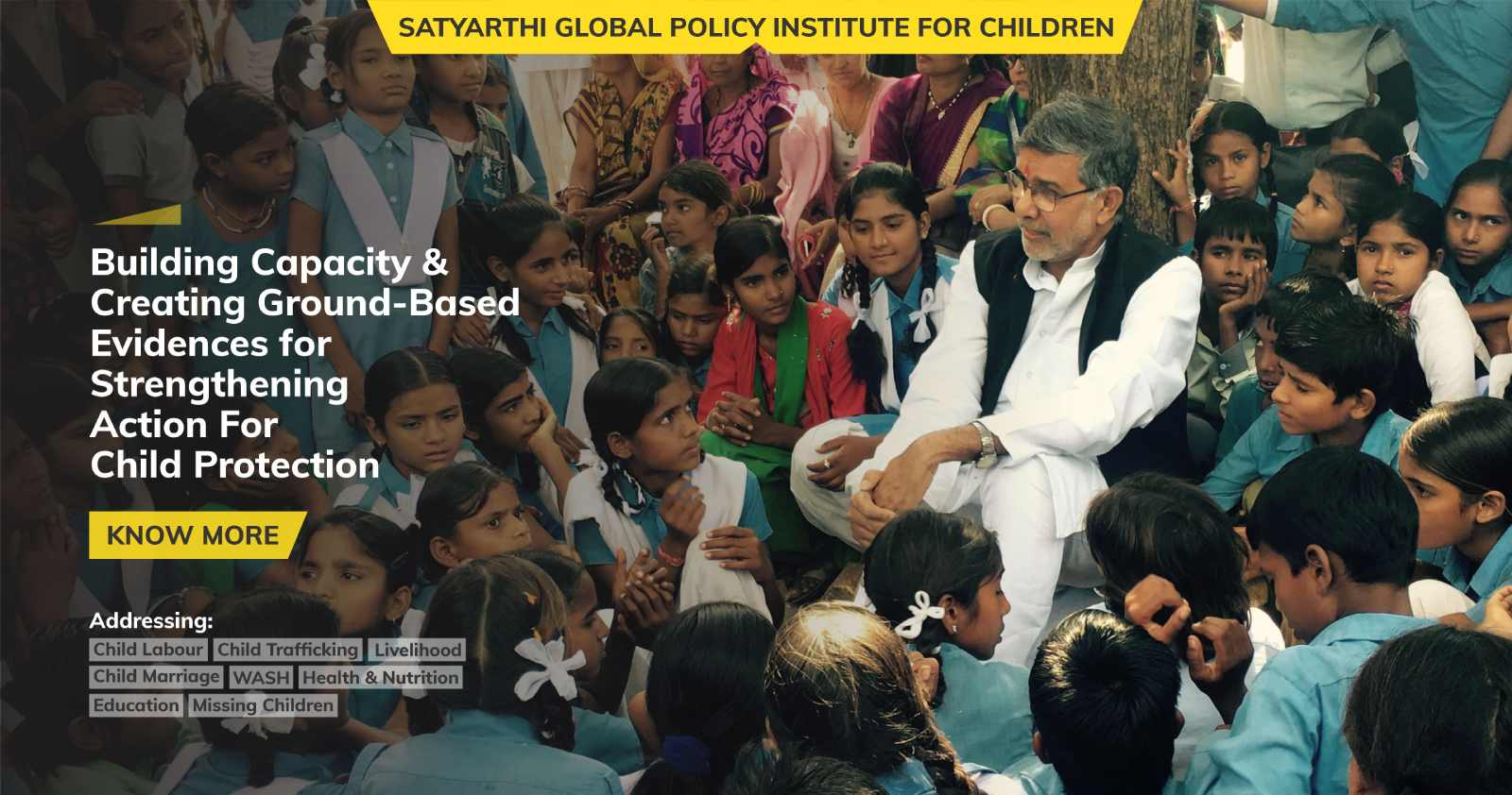 Satyarthi Global Policy institute for children protection